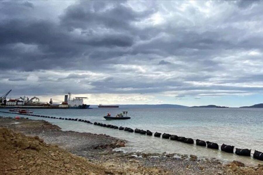 Ολοκληρώθηκε η ηλεκτρική διασύνδεση Κρήτης- Πελοποννήσου